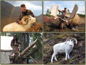 Alaska Hunting Photos